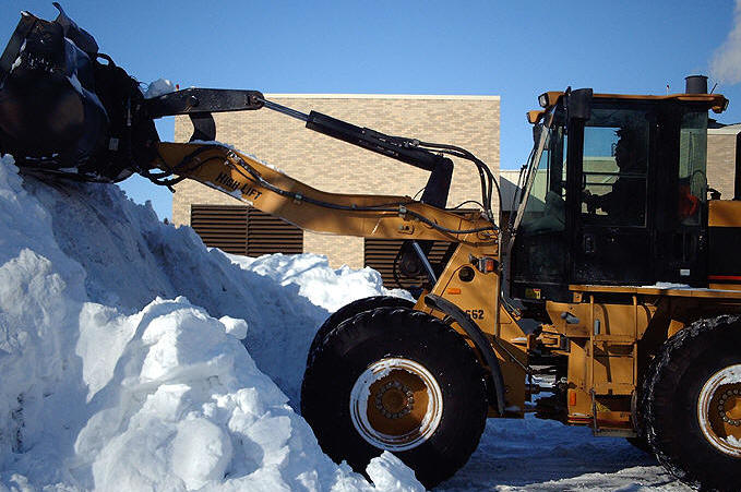 Commercial Snow Removal Barrie